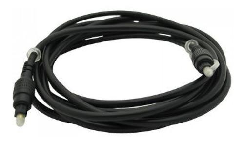 cabo óptico digital 5.1 7 mt ld cabos