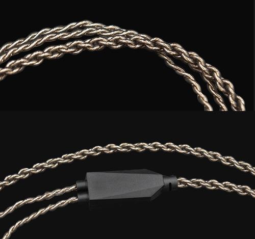 cabo original cobre kz zst zs10 zsr zs ed12 es3 es4 sem mic