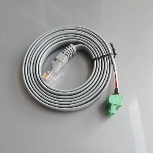 cabo p/ mt-50 tracer epsolar 2210 / 3210cn cc-rj45-3.81-150u