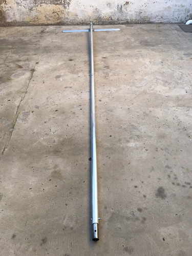 cabo para fratacho de aluminio wagman