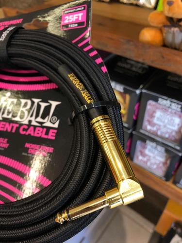 cabo para instrumento ernie ball braided 6058