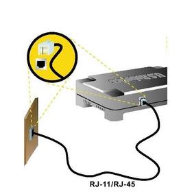 Cabo Para Telefone Com Conectores Rj11