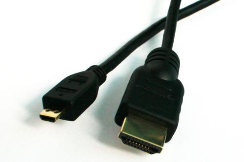 cabo para tv micro hdmi para motorola xoom / atrix e tablets