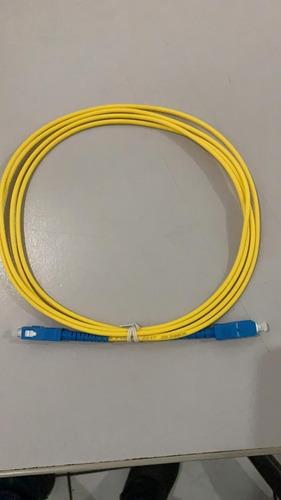 cabo patch cord sc-upc/sc-upc