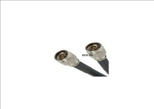 cabo pigtail rgc-213 n macho x n macho c/ 1 metro de cabo