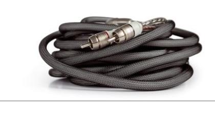 cabo rca 2 canais audison connection sonus 3m