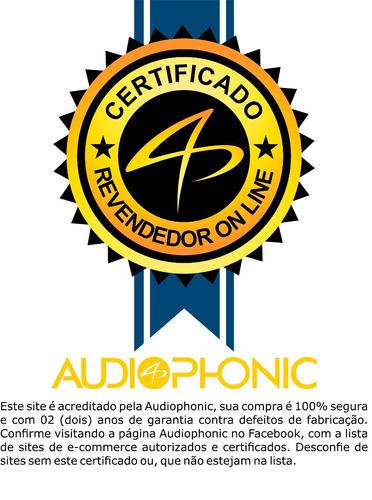 cabo rca audiophonic serie need 1 metro qualidade original