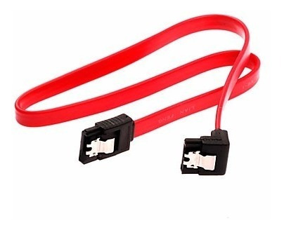 cabo sata 180º/90º 50cm - pc-cbst03 - plus cable