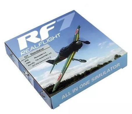cabo simulador interface realflight, phoenix rc, aerofly