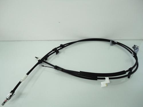 cabo traseiro freio mão focus 14/ disco nas 4 rodas - novo