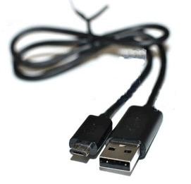cabo usb para camera digital samsung ex2f (cb5mu05e) preto