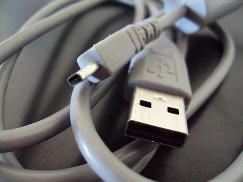 cabo usb para sony cybershot dsc-p30 dsc-p31 dsc-p50 dsc-p51