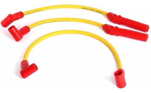 cabo vela 10mm f1000 injeção eletronica 4.9 amarelo vermelho
