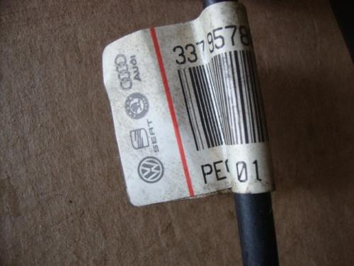 cabo velocímetro santana s/ câmbio automát 84/91 original vw