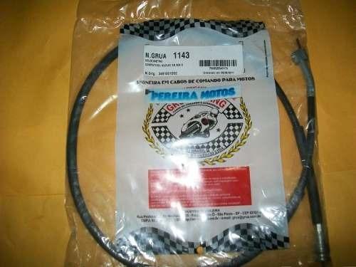 cabo  velocímetro yamaha  xtz 750 super tenete foto ilustrad