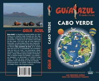 cabo verde guía azul(libro viajes)