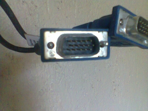 cabo vga monitor dvi 15 pinos macho smart dongle video preço
