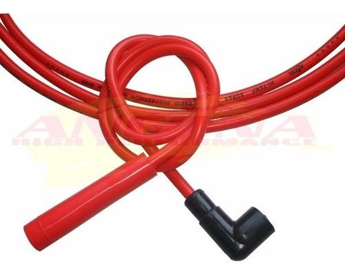 cabos accel 8.0mm vermelho 4040r 4cil cód.:42340