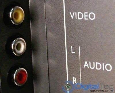cabos audio vídeo