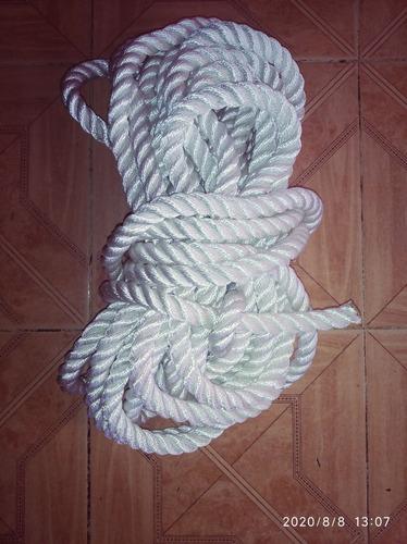 cabos de amarre para veleros y yates