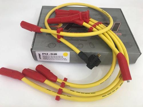 cabos de vela amarelo ford escort/verona ap 1.6i/18i/2.0i/ i