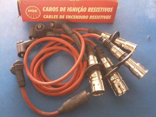 cabos de vela kombi 1.6 injeção 97/05 ngk stv23
