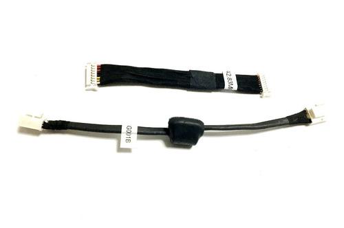 cabos flat da fonte x logica x ballast projetor dell 2400mp