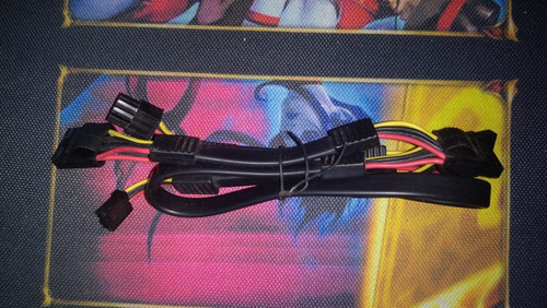 cabos modulares ide sata cpu