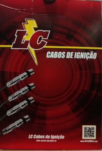 cabos vw fox gol 8v 1.0/1.6 motor ae111 mega promoçao