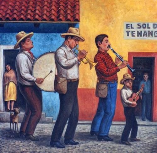 caburete instrumento musical