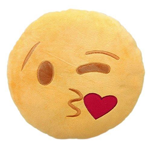 caca emoji almohada emoticon relleno de la felpa muñec w73