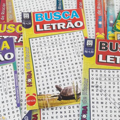 caça palavras busca pesca letrão somente letras grandes 50x