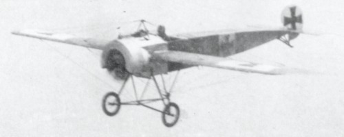 04188 Kit de Modelo Escala 1:72 Revell- Fokker E.III 4188