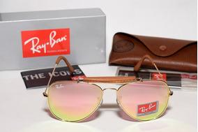 bdcd45169 Ray Ban Outdoorsman Craft De Sol - Óculos no Mercado Livre Brasil