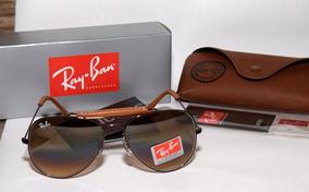 1a36dccfc Ray Ban Outdoorsman Craft - Óculos no Mercado Livre Brasil