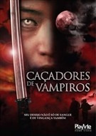 caçadores de vampiros - dvd lacrado