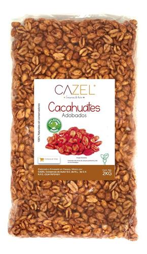cacahuate botanero adobado oaxaca 2kg