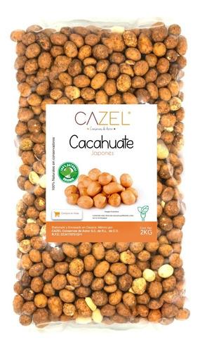 cacahuates botaneros varios preparados 2kg