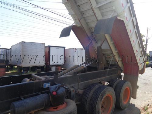 caçamba 8 m3 ano 2010 p/ caminhão truck