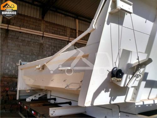 caçamba basculante 5m³ - randon -  zero
