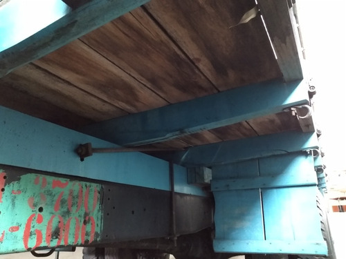 caçamba carroceria aberta caminhão madeira
