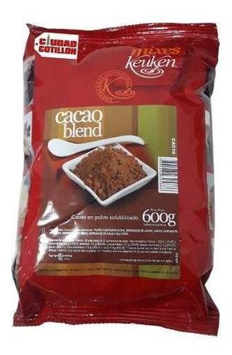 cacao blend keuken x 600g ciudad cotillón