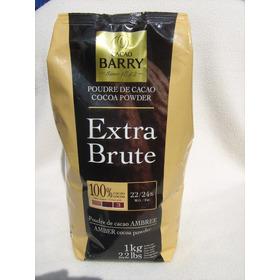 Cacao En Polvo (cocoa) Barry Extra Brute