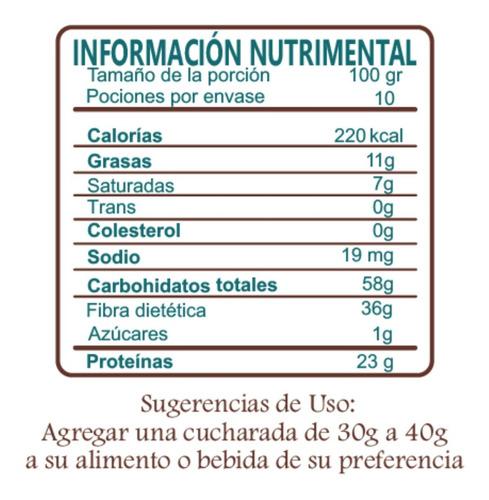 cacao en polvo 3kg organico certificado envio gratis