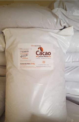 cacao en polvo mayor y detal