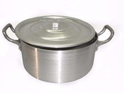 caçarola aluminio industrial n.36 17,0 l restaurante