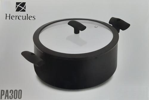 caçarola indução hercules rev cerâmico 26 cm pa300-c26pr