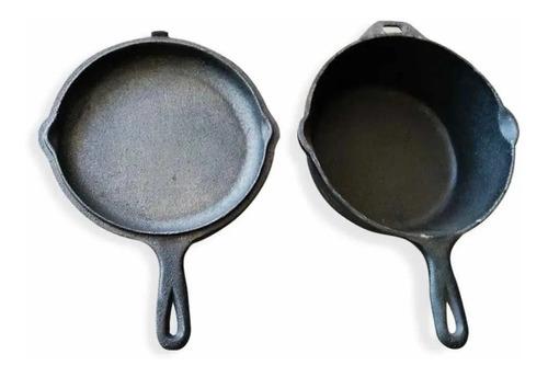 cacerola con tapa sarten 2 en 1 hierro / lauacu