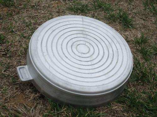cacerola gastronomica olla de fundicion de aluminio