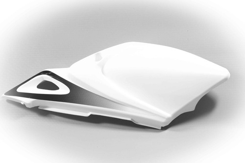 cacha bajo asiento derecha (blanco) x3m 125 motomel